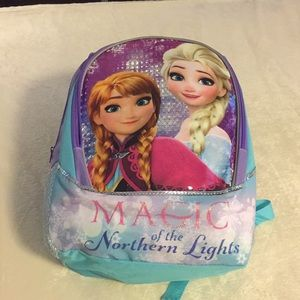 NWT Disney Frozen Backpack